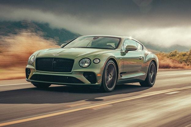 Последни новости за Bentley Continental GT