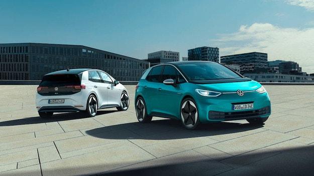Volkswagen представи серийния електромобил