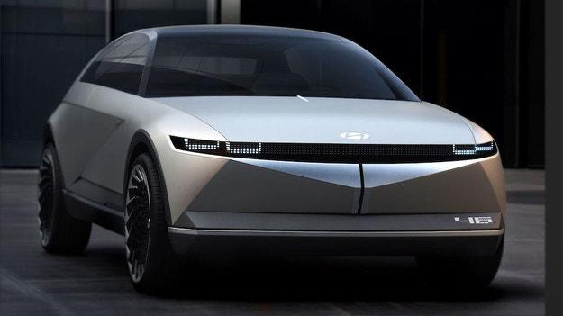 Hyundai показа дизайна на бъдещите електромобили