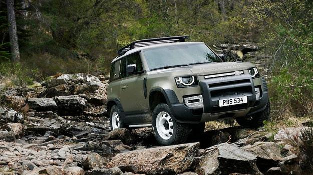 Land Rover разкри новото поколение на Defender