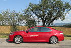 Toyota Camry: Усещане за Toyota