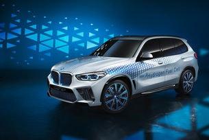 BMW превръща X5 във водороден кросовър