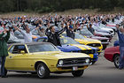 Рекордна среща на собственици на Ford Mustang