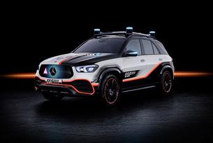 Mercedes ESF 2019: Новият автомобил за безопасност
