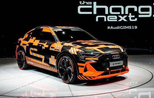 Audi обяви премиерата на малък елкросоувър