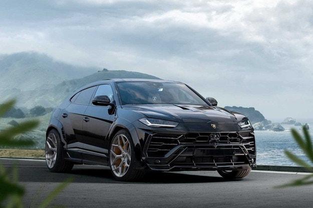 Lamborghini Urus от Novitec