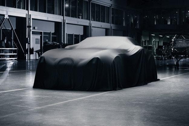 Wiesmann анонсира премиера на спортен автомобил