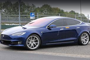 Започва производство на Tesla Model S Plaid
