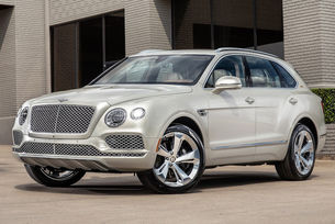 Bentley Bentayga получи специално издание