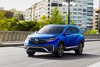 Кросоувърът Honda CR-V става по-безопасен