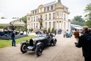 Bugatti: 110 години история