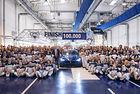 Maserati празнува 100 000-ния произведен Ghibli