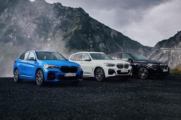 BMW представя хибридна версия на кросоувъра X1
