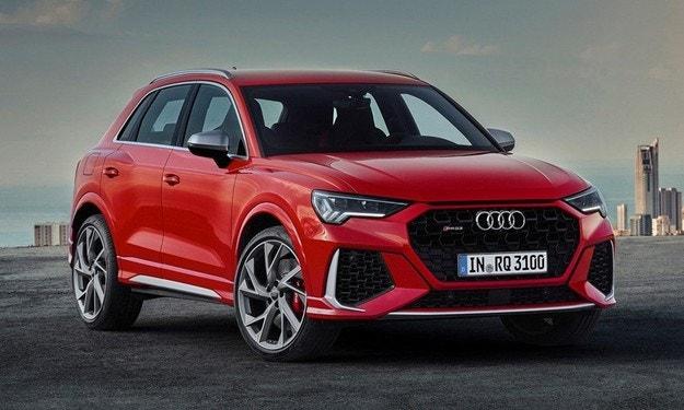 Новият Audi Q3 получава RS версия с 400 к.с.