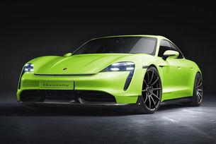 Porsche Taycan с тунинг от Hennessey Performance