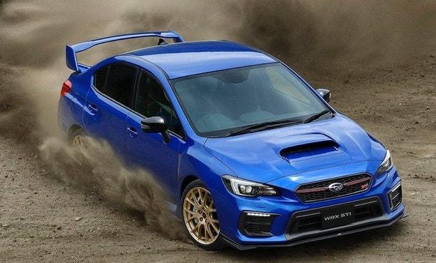 Subaru WRX STI EJ20 Final Edition: Краят на една епоха