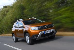 Dacia Duster е най-продаваният всъдеход в Европа