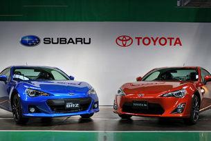 Марката Subaru става дъщерна на Toyota