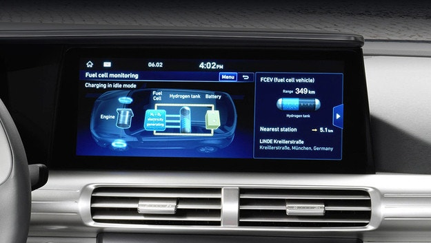 Hyundai ще изгради водородна екосистема в Европа
