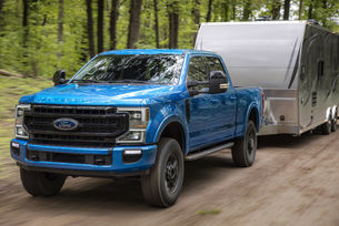 Пикапът Ford F-Series Super Duty с рекорден дизел
