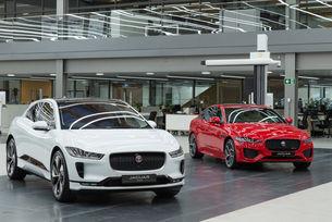 Jaguar откри новото си дизайнерско студио