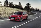 Обновиха външния вид на Audi RS4 Avant