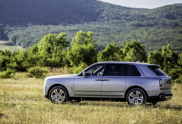 Rolls-Royce Motor Cars дебютира на Sofia Motor Show