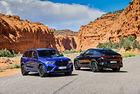 BMW X5 M и X6 M с 625 конски сили