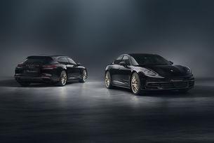 Porsche Panamera навърши 10 години