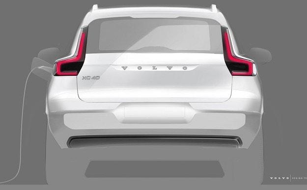Електрическият Volvo XC40 предвещава ново бъдеще