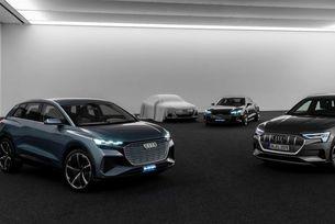 Audi обяви луксозно електрическо купе