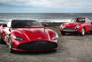 Aston Martin показа два от най-скъпите си автомобили