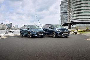 Ford обнови моделите Galaxy и S-Max