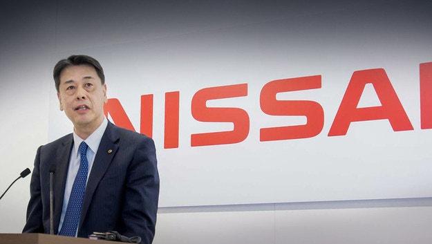 Функционерът Макото Утида оглави Nissan