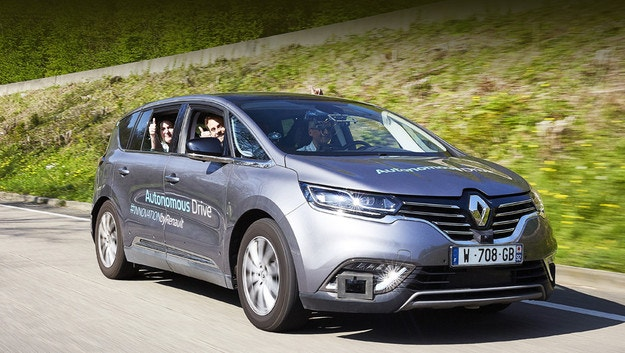 Renault M.A.I. обединява всичко в мобилността