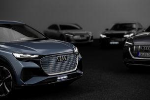 Audi: Четири електрически платформи за бъдещето