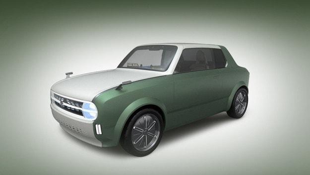 Suzuki ще покаже в Токио авангардно купе и совалка