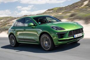 До 700 к.с. за бъдещия електрически Porsche Macan