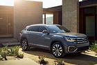 Представиха купе-кросоувъра VW Atlas Cross Sport