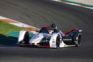 Официални тестове на Формула E в Испания