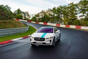 Jaguar I-Pace стана първото в света електрическо такси