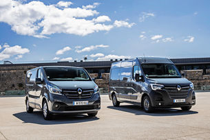 Renault Master и Trafic