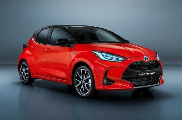 Toyota Yaris смени поколението върху нова платформа