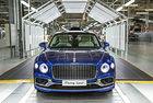 Стартира производството на Bentley Flying Spur