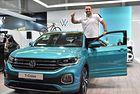 Софиянец спечели Volkswagen T-Cross от изложението