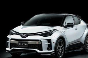 Toyota C-HR се присъединява към серията GR Sport