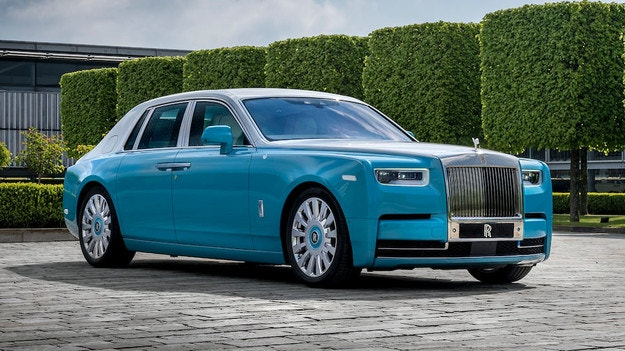Rolls-Royce представи три ексклузивни Phantom