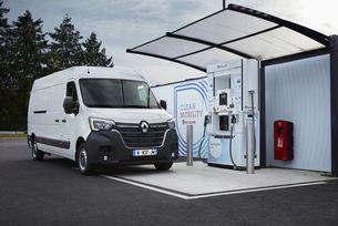 Groupe Renault въвежда задвижване с водород