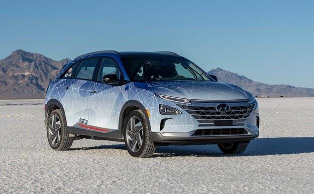 Hyundai постави рекорд за скорост сред хибридите