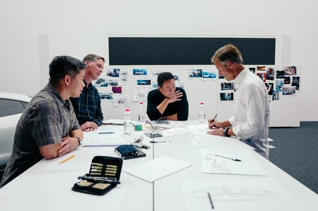 """Дизайнерите на Porsche и """"Междузвездни войни"""""""